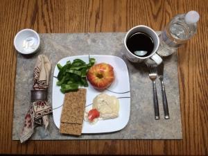 La Valleur metabolic balance breakfast