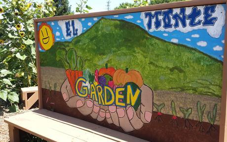 El Monte School Garden