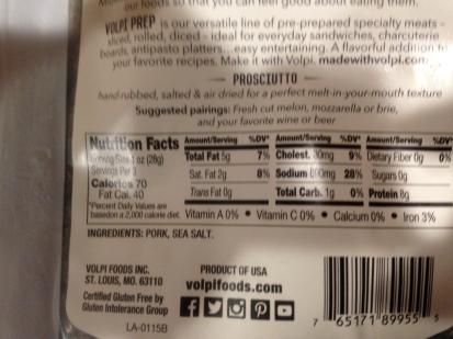Ingredients: Pork & Sea Salt